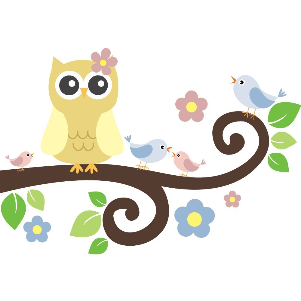 Spring owl. Clipart free download best