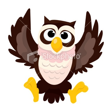 Spring Owl Clipart | Free download on ClipArtMag