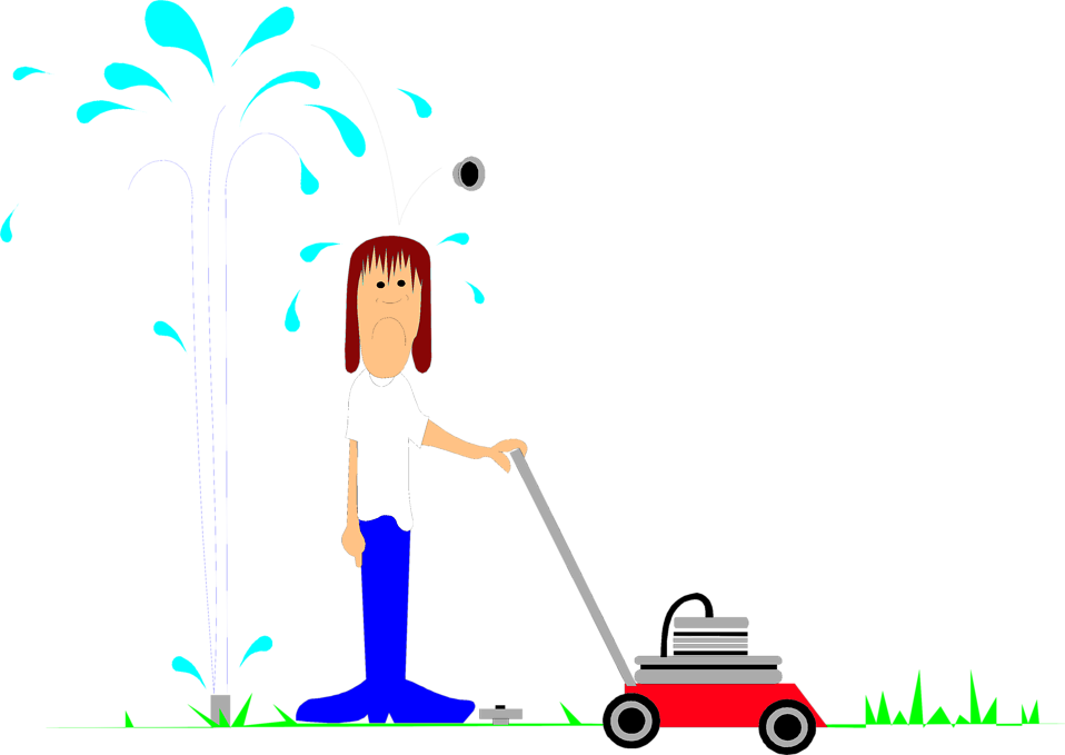 958x679 Lawn Mower Clipart, Suggestions For Lawn Mower Clipart, Download