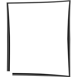 300x300 Open Square Clipart