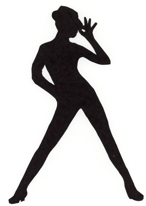 498x700 Modern Dance Clipart