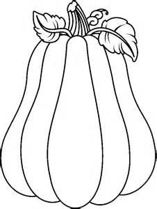 Squash Clipart Black And White