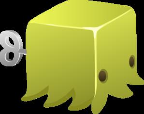 298x237 Cubimal Squid Clip Art
