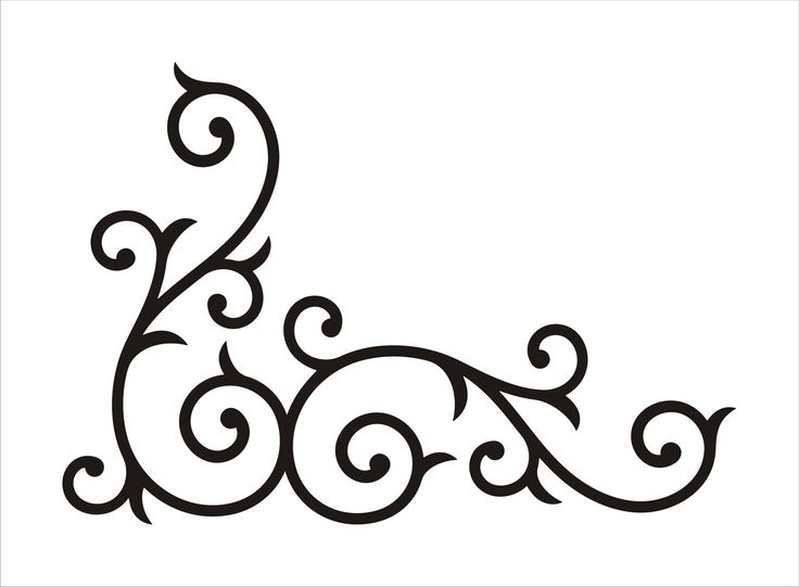 736x541 Best Swirl Design Ideas Swirls, Swirl Tattoo