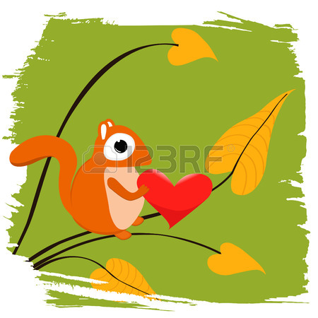 Squirrels Clipart