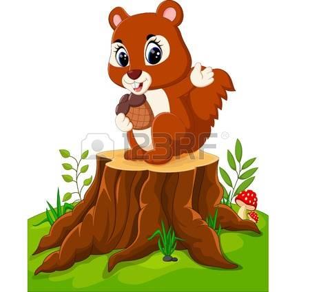 450x424 Squrrel Groundhog Clipart, Explore Pictures