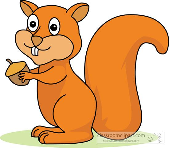550x481 Top 73 Squirrel Clip Art
