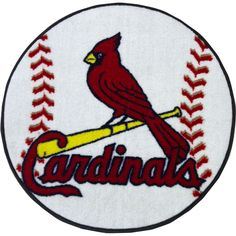 236x236 Cardinals Baseball Clipart Collection