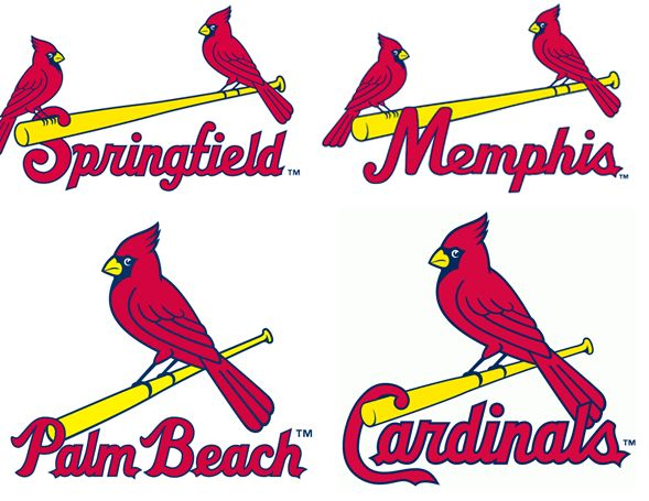 589x455 204 Best St. Louis Cardinals Logos Images Baseball