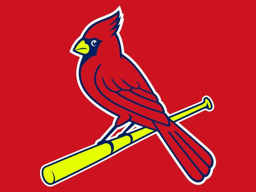 1024x768 St Louis Cardinals Logo Clip Art