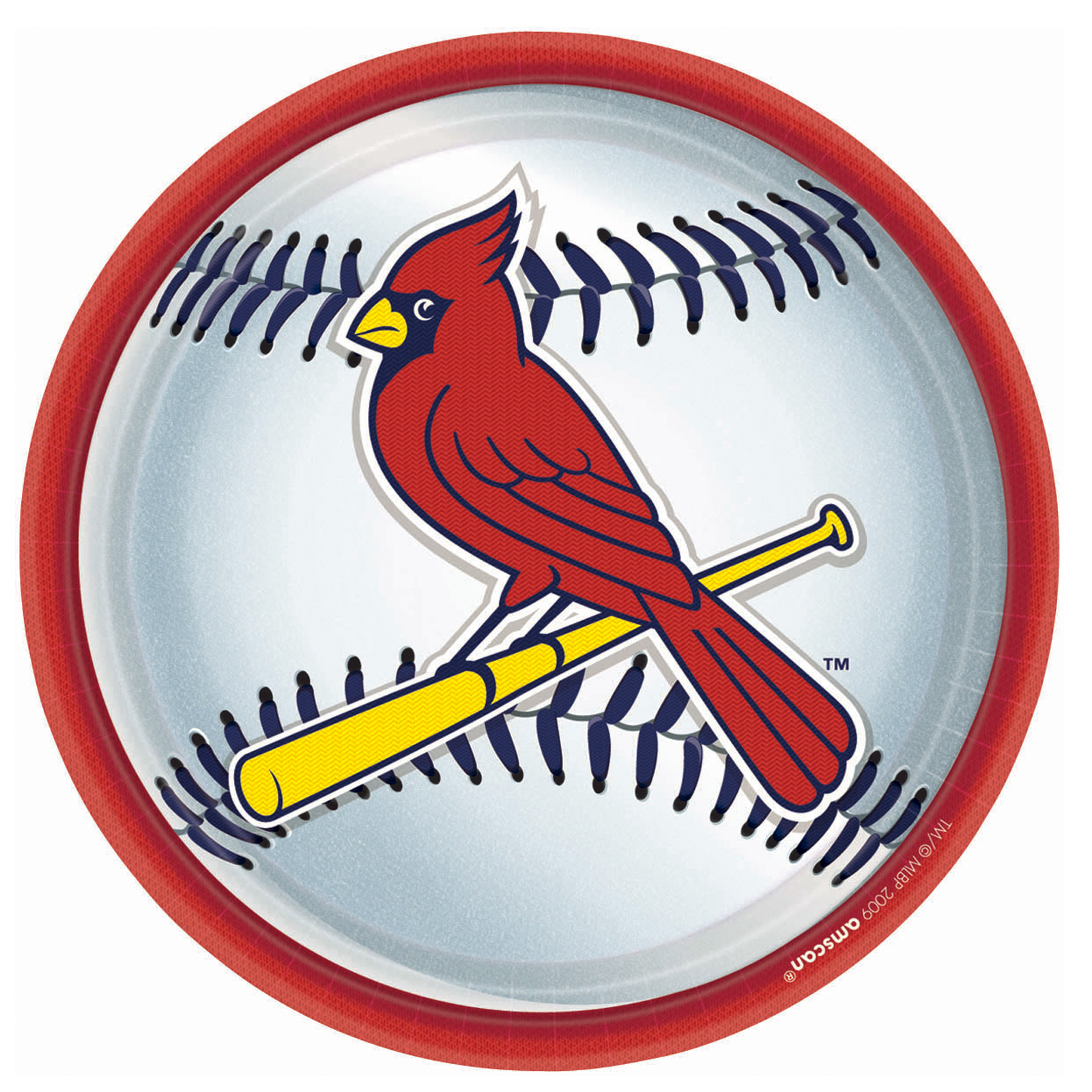 1600x1600 Baseball Clipart St Louis Cardinals