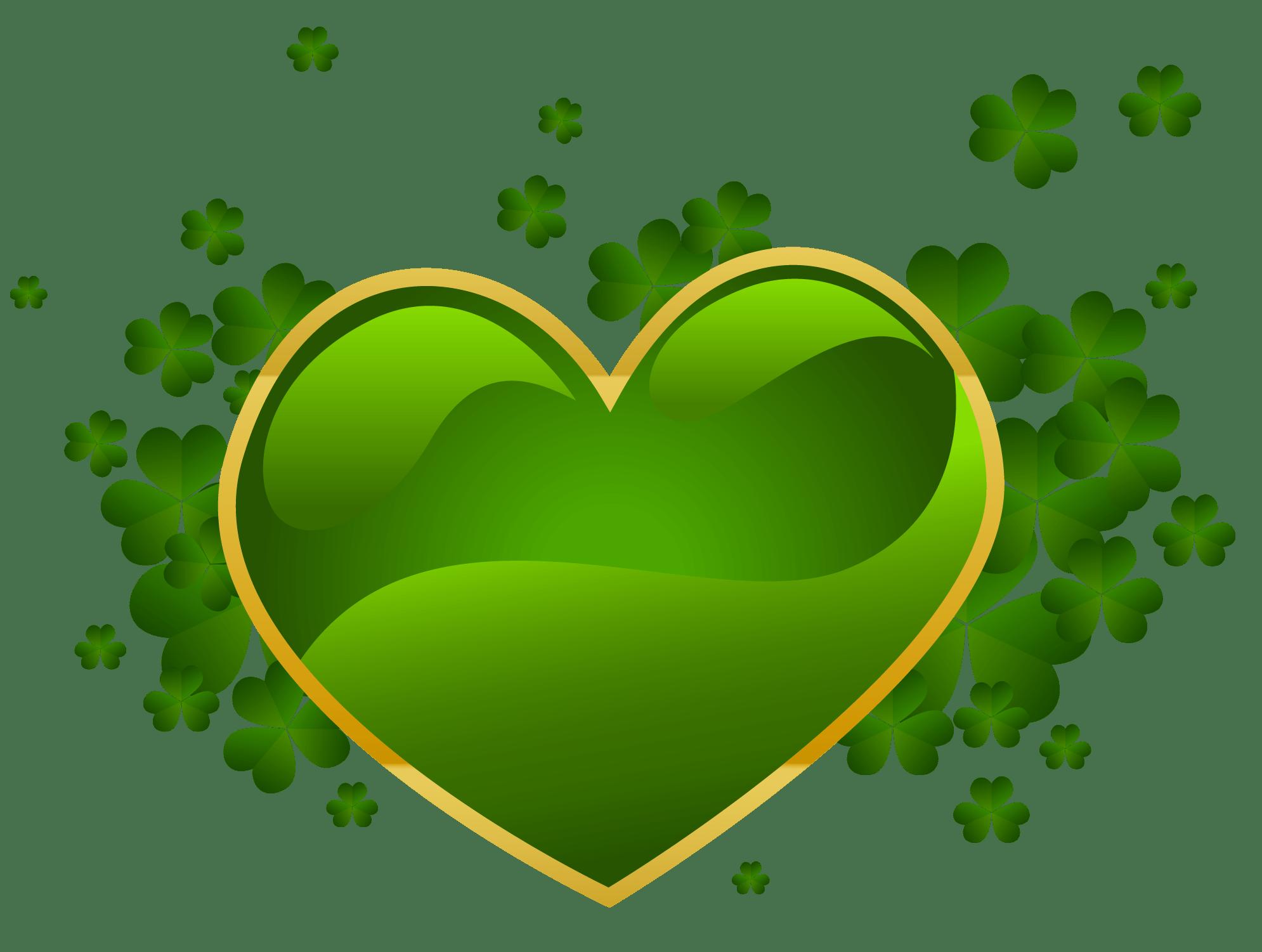 1990x1501 St Patrick's Day Transparent Png Images