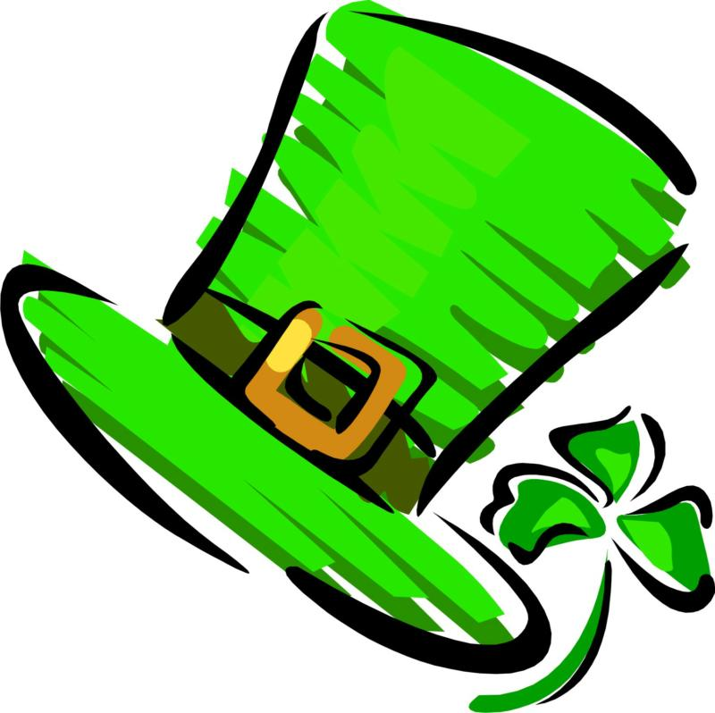 800x798 St Patrick Day Clipart