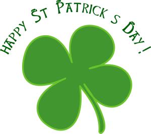 300x266 St Patricks Day Clip Art Download