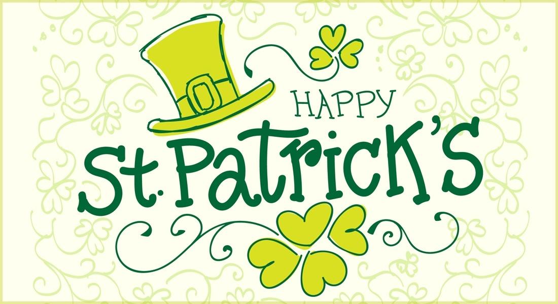 1100x600 St. Patrick's Day Ecard