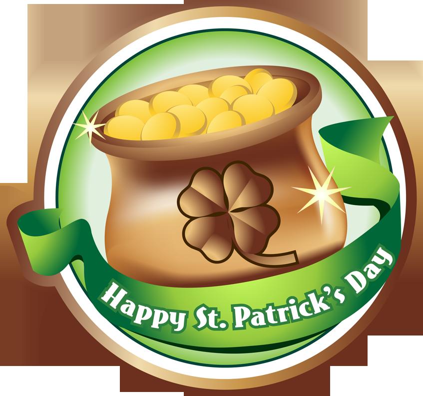 847x792 Clipartfort Holidays St. Patrick's Day St Patrick's Day Emblem