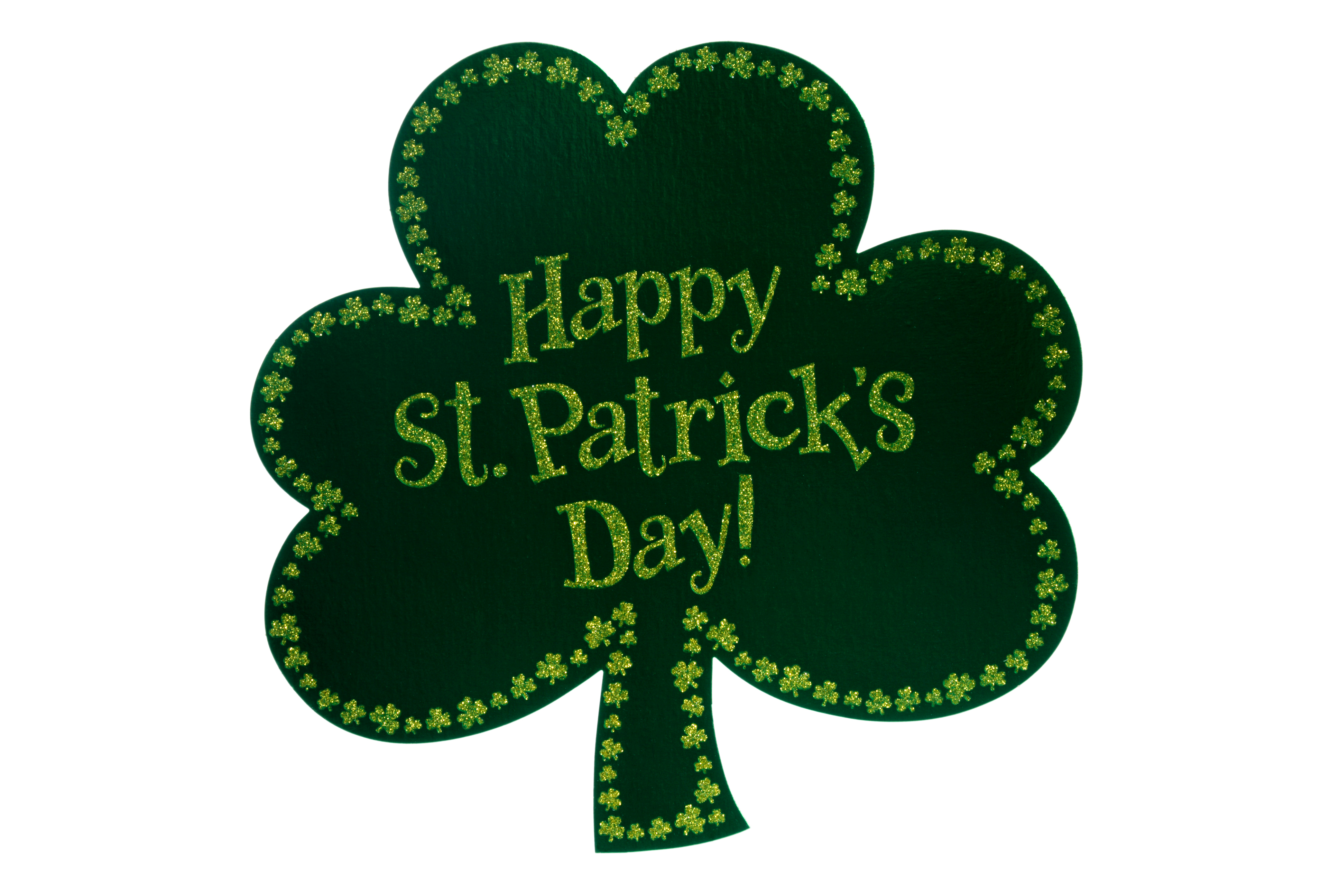 3872x2592 Happy St. Patrick's Day!