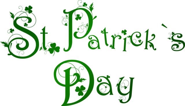 640x365 Saint Patrick Day Clipart
