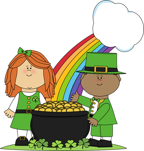 476x500 St Patricks Day Clipart