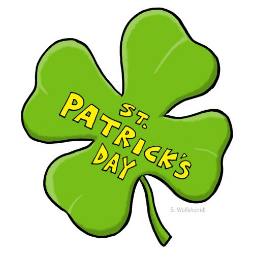 500x500 St. Patrick's Day Clipart