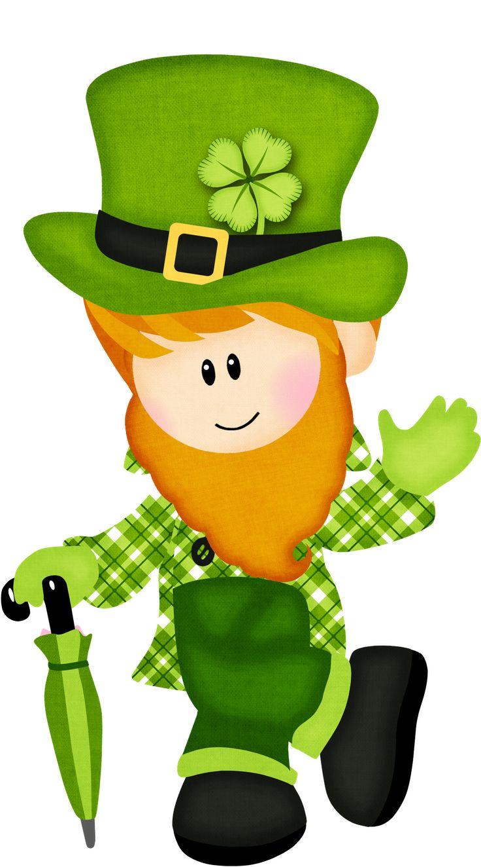 736x1324 St Patricks Day Clipart