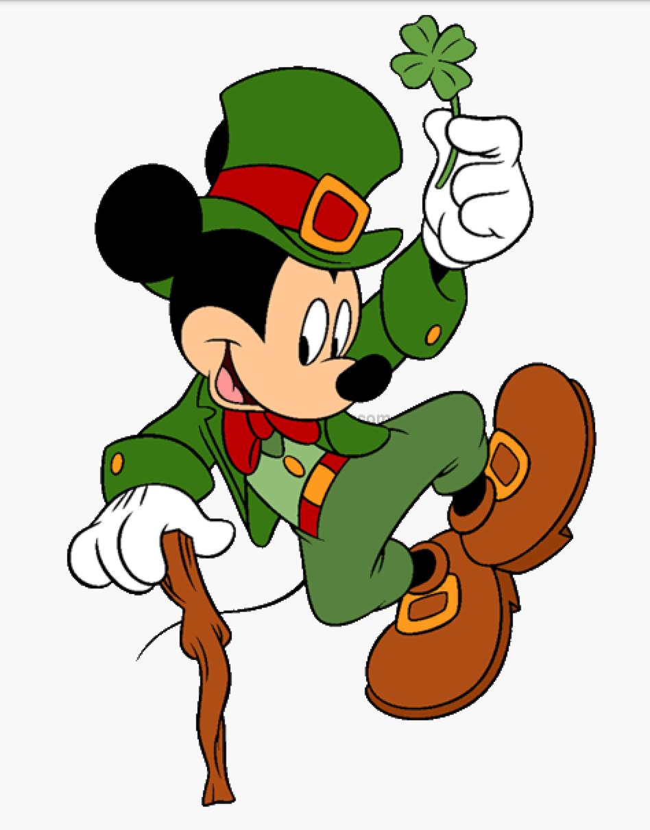 948x1210 Disney St Patrick Wallpaper