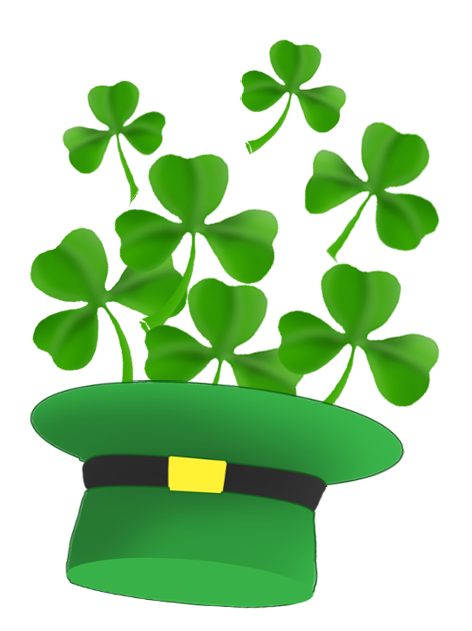 472x631 St Patrick's Day Clipart