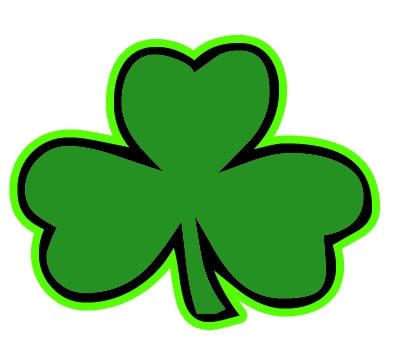 397x358 St Patrick S Clipart Collection