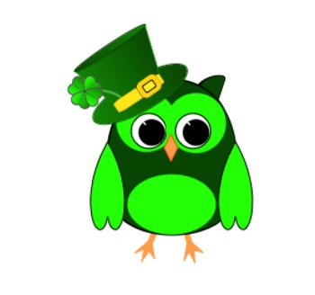 350x328 Clipart Or Picture Of St Patrick
