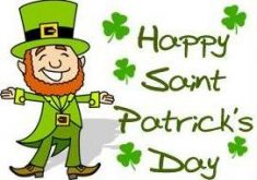 235x165 Majestic St Patricks Clip Art Free Happy Saint Patrick S Day