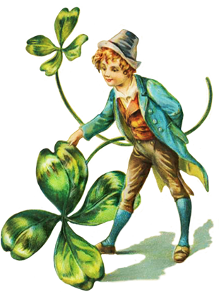 310x413 St Patrick's Day Clipart