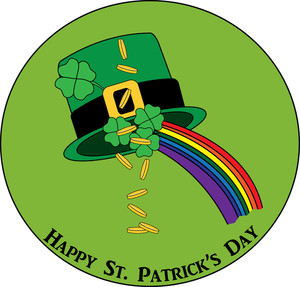 300x287 St Patricks Day Clipart Image