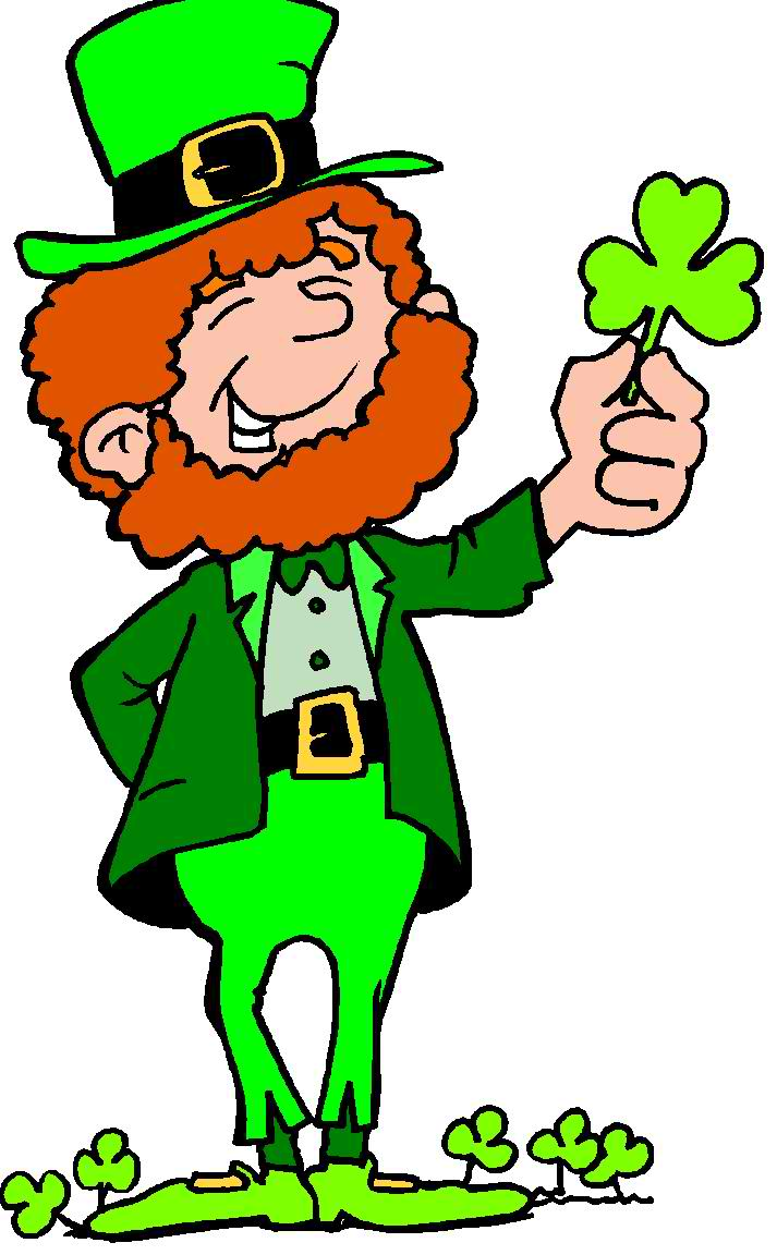 713x1152 St Patricks Day Shamrock Clipart Clipartix