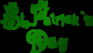 300x171 St Patricks Day St Patrick Clip Art