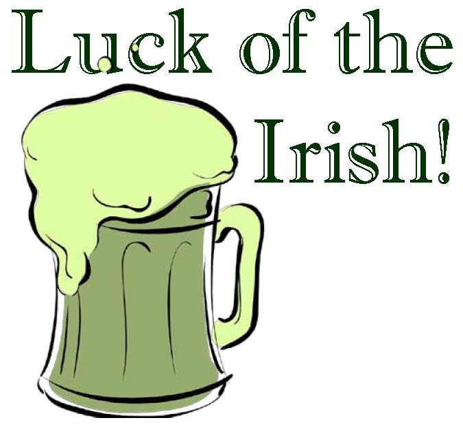 675x625 Cramming For Life Free St. Patrick's Day Clip Art And Printables!