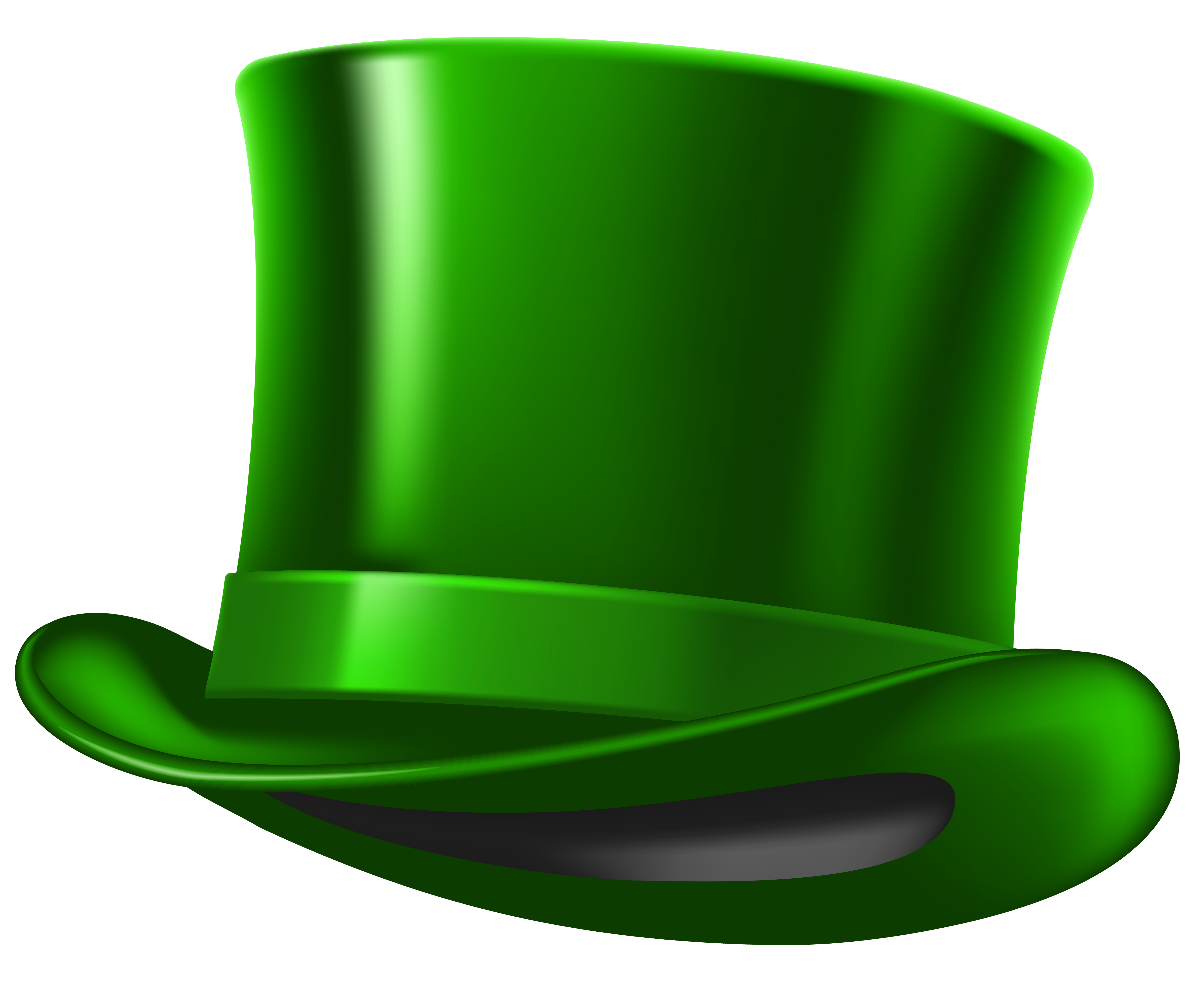 6334x5263 St. Patrick's Day Clipart St Patricks Day Hat Clipart