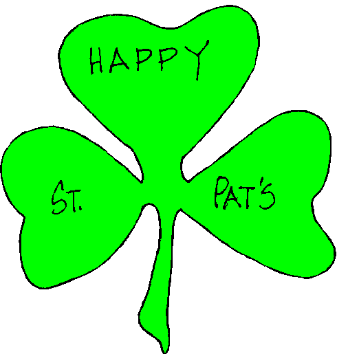 490x515 Free St Patricks Day Clipart