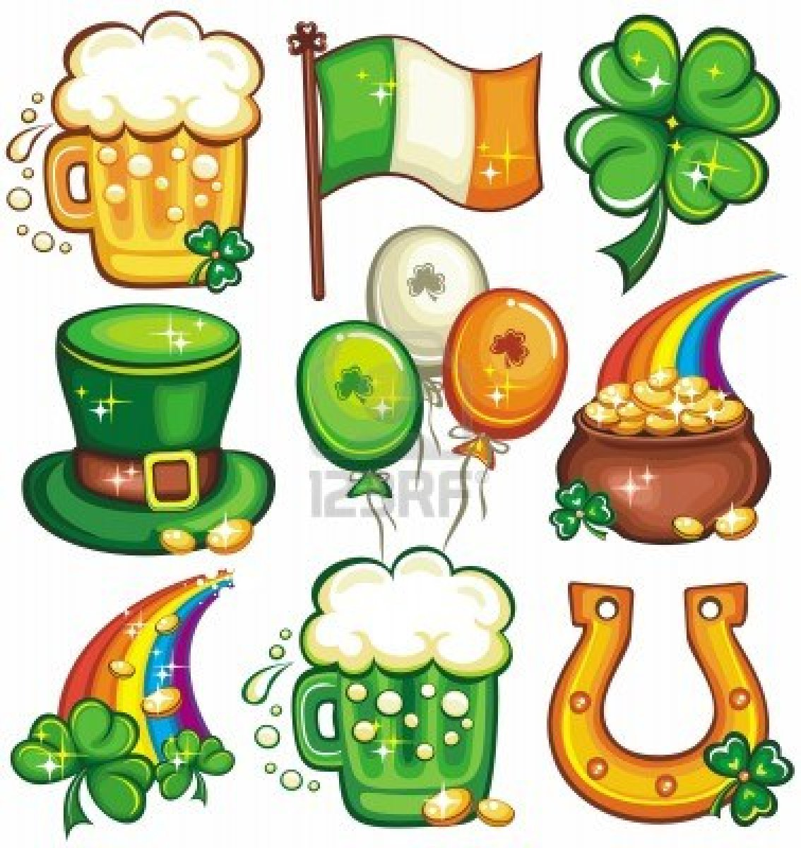 1134x1200 Happy St. Patrick's Day From Herd Insider!