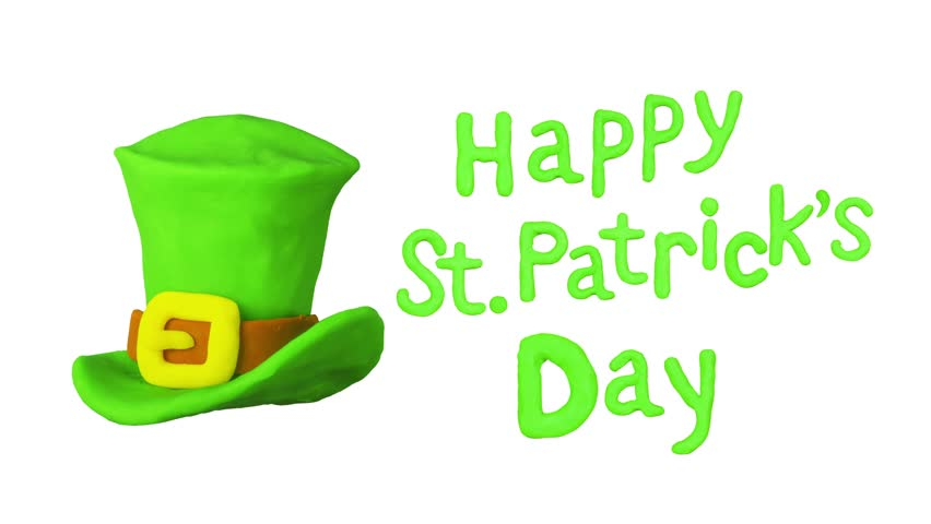 852x480 St Patrick Day Stock Footage Video Shutterstock