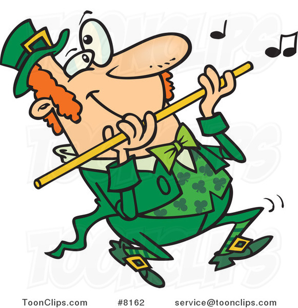 581x600 St Patricks Day Cartoons By Ron Leishman