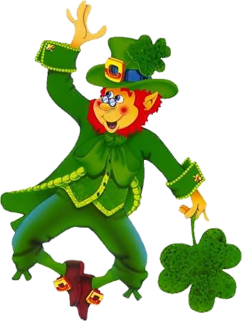 350x464 St. Patrick's Day Scavenger Hunt