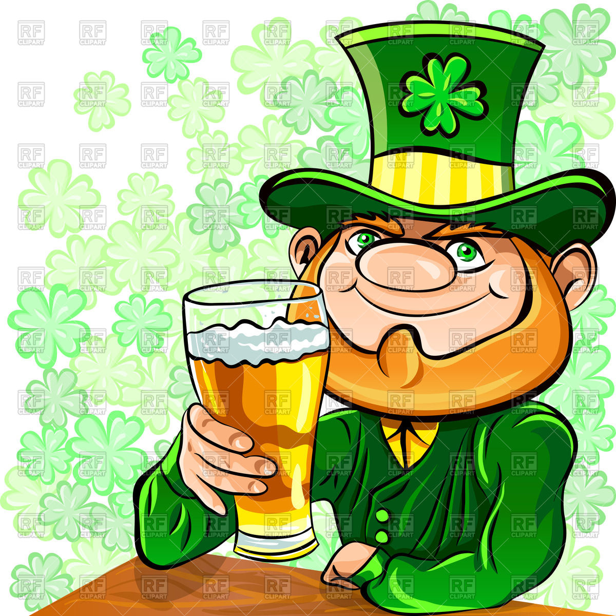 1200x1200 St. Patrick's Day Greetings