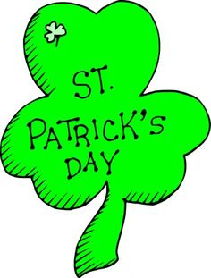 236x311 Learn About St. Patrick's Day With Free Printables Clip Art
