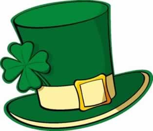 314x270 St. Patrick's Day Clipart St Patricks Day Hat Clipart