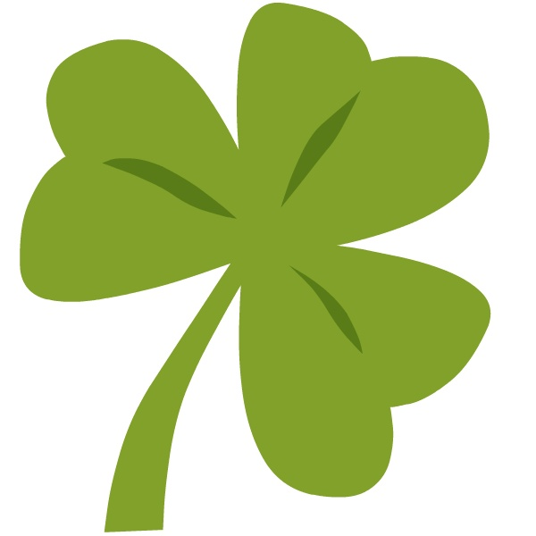 600x600 Leaf Clipart St Patricks Day