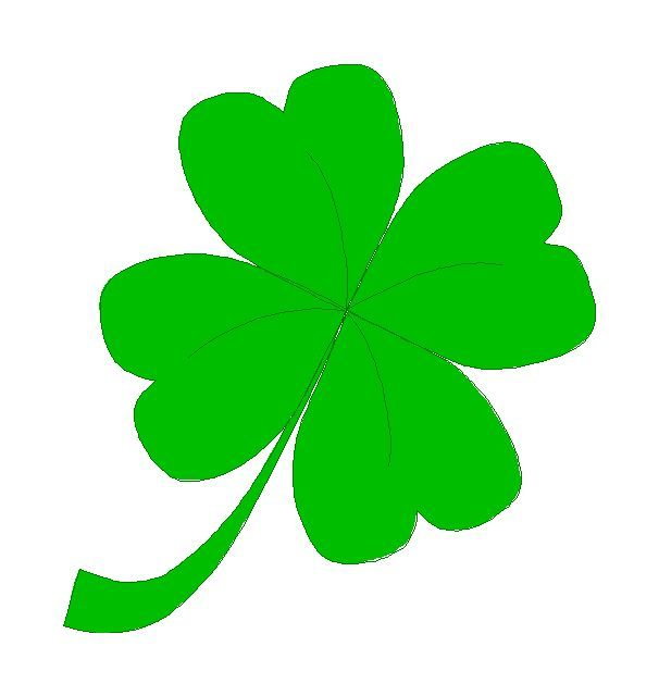 606x640 St Patricks Clipart Collection