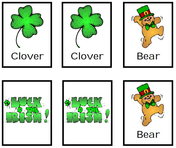 568x478 27 St. Patrick's Day Clip Art {Free Printables} Tip Junkie