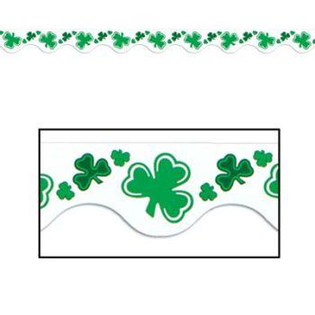 350x350 St. Patrick's Day 37 Foot Border Trim St Patricks Day
