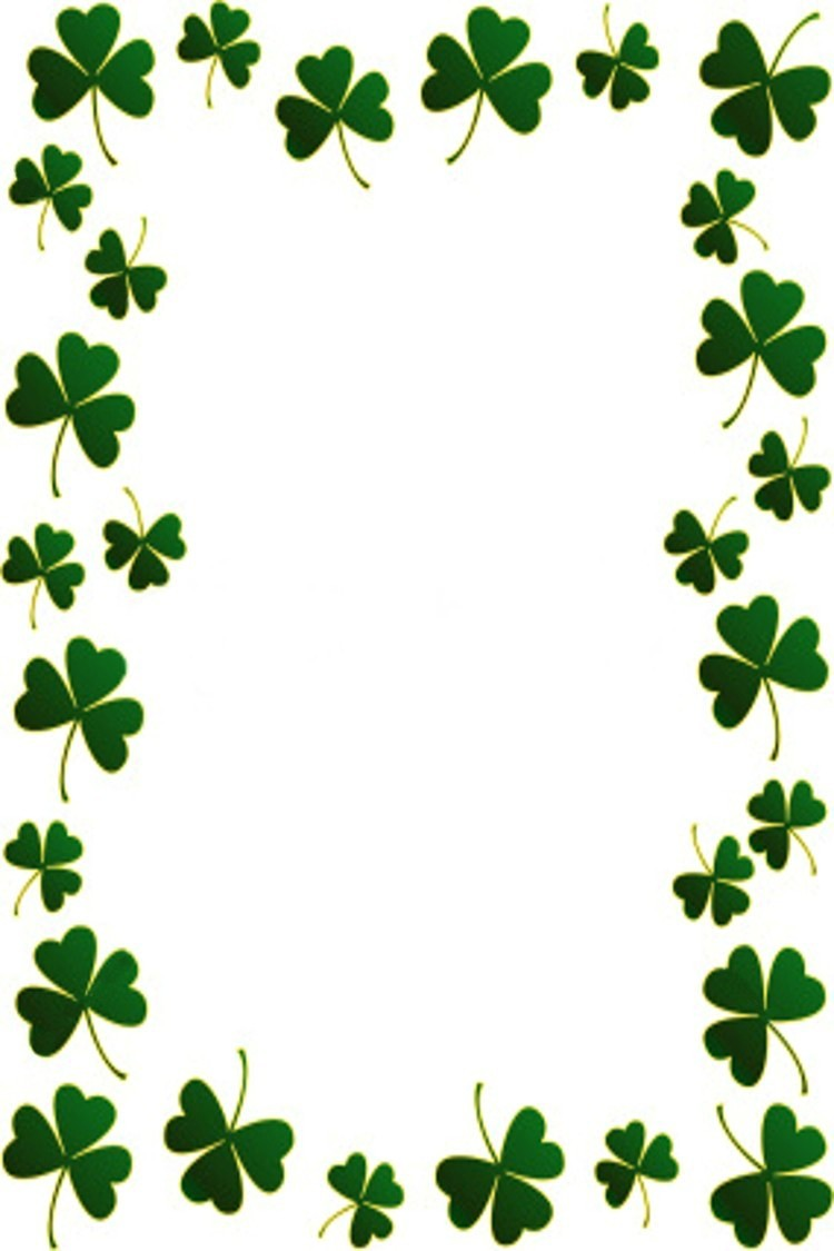 750x1125 St. Patrick's Day Graphics, Backgrounds, Vectors, Pngs Graphic