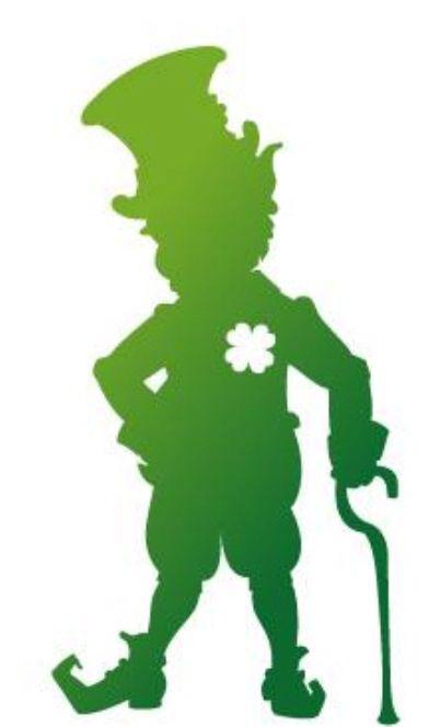 St Patricks Day Border Clipart